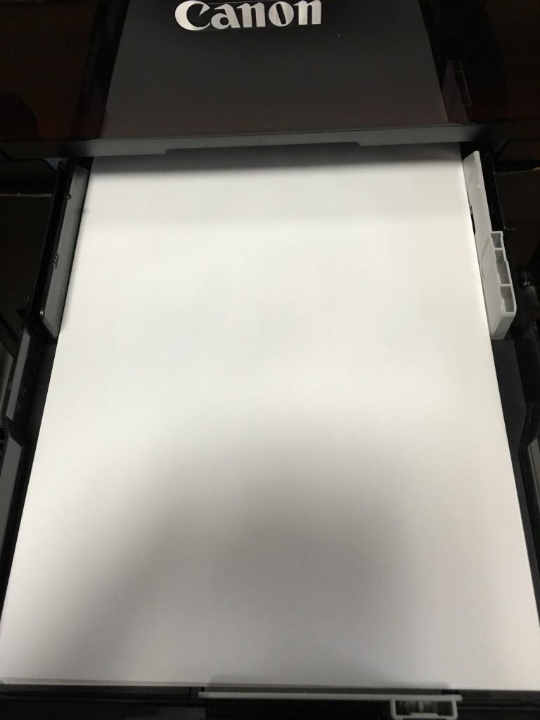 MX923 カセット給紙 2段目