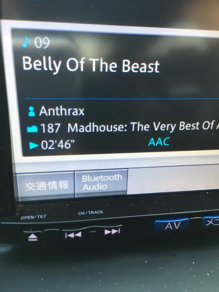 カーナビ Bluetooth Audio