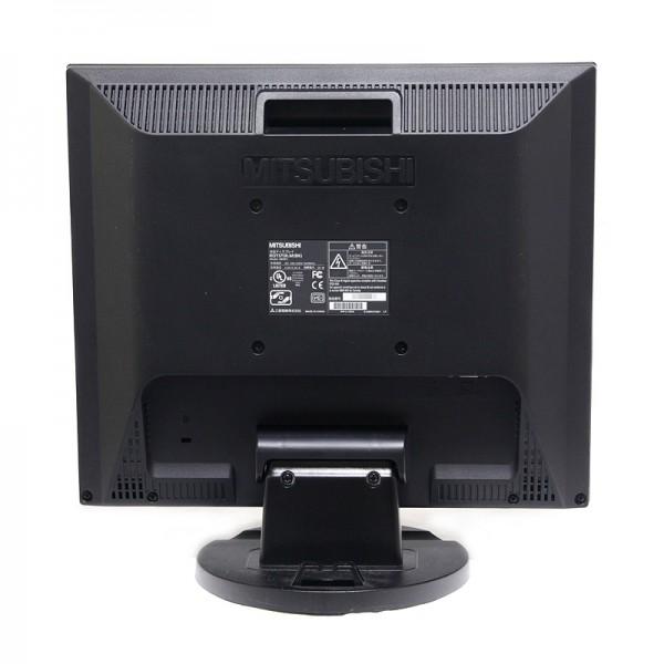 三菱 17インチ液晶モニター RDT1713LM(BK) 背面
