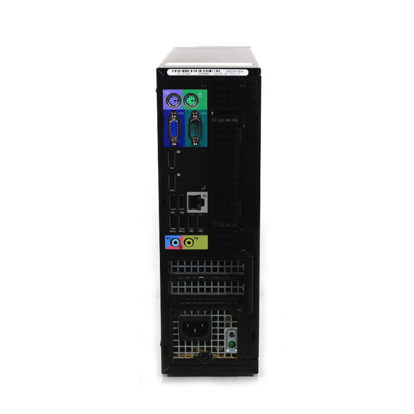 DELL Optiplex 7010 SFF Core i5 3.4 GHz 背面