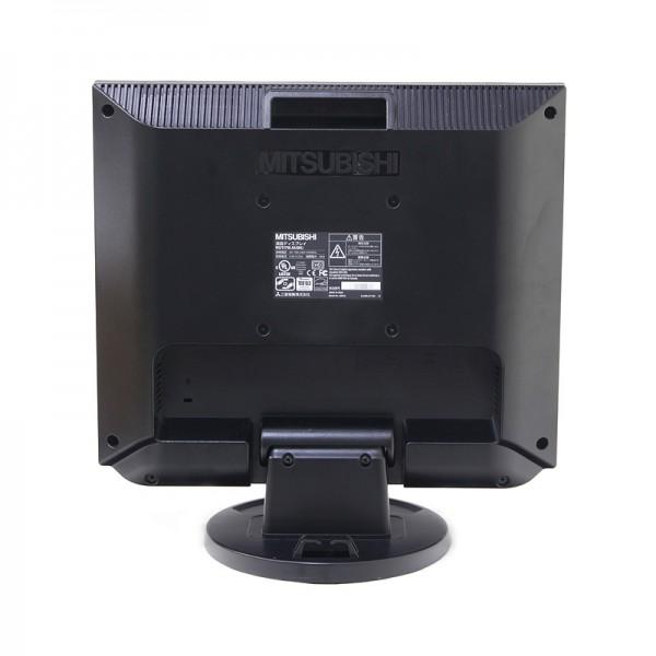 三菱 17インチ液晶モニター RDT1711LM(BK) 背面