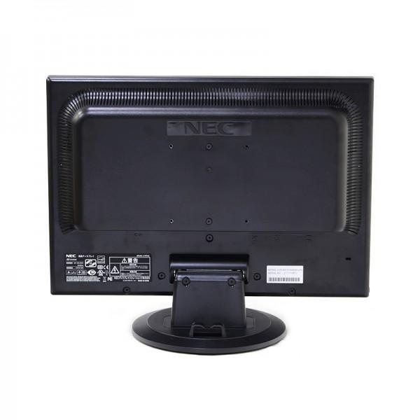 NEC 19インチワイド液晶モニター LCD-AS191WM 背面