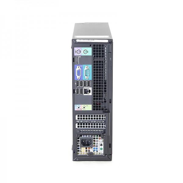 DELL OptiPlex 790 SFF Core i5 3.3 GHz 後部