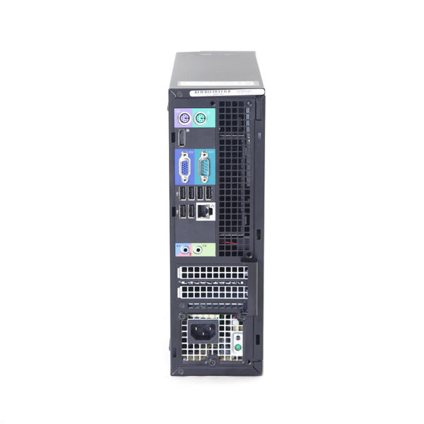 DELL Optiplex 990 SFF Core i7 3.4 GHz 後部