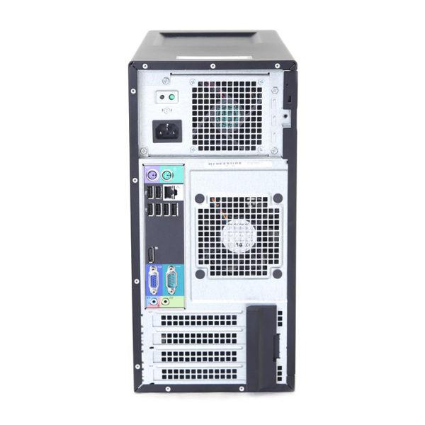 DELL Optiplex 990 MT Core i7 3.4 GHz 後部