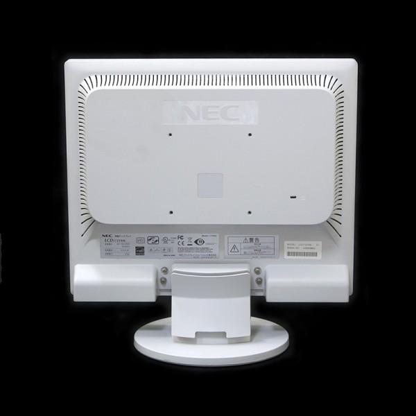 NEC 17インチ液晶モニター LCD172VXM 背面