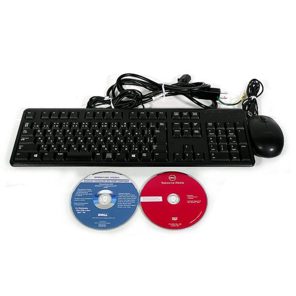 DELL Optiplex 7010 SFF Core i5 3.4 GHz 付属品