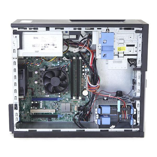 DELL Optiplex 990 MT Core i7 3.4 GHz 内部