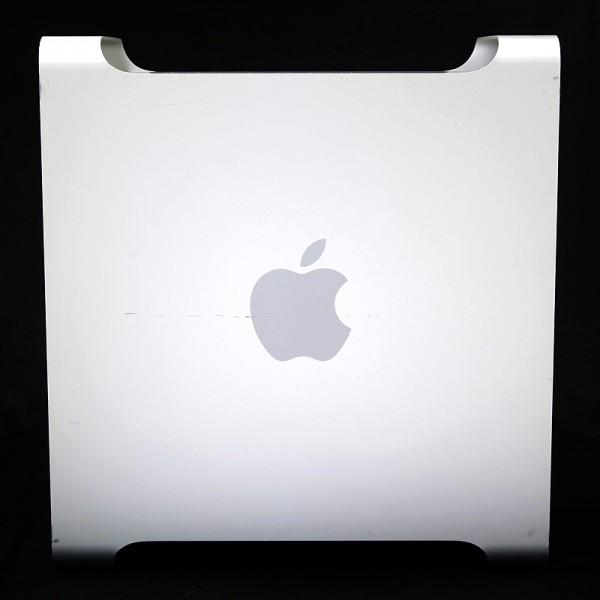 Mac Pro 2.66 GHz Dual Core×2 (4コア) MA356J/A サイド