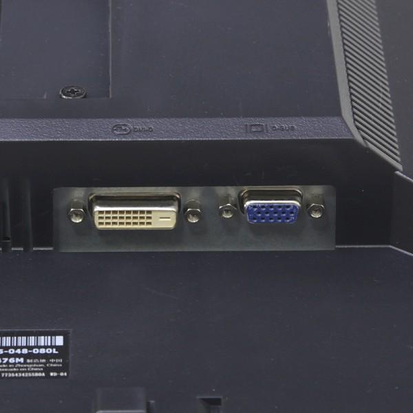 DELL 22インチワイド液晶モニター G2210t 入力端子