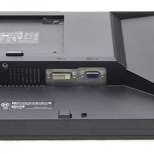 DELL 22インチワイド液晶モニター E2210c 入力端子