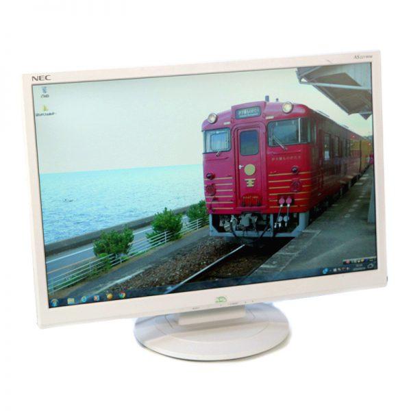 NEC 22インチワイド液晶モニター LCD-AS221WM