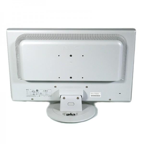 NEC 23インチワイドFull HD 液晶モニター LCD-AS231WM 背面