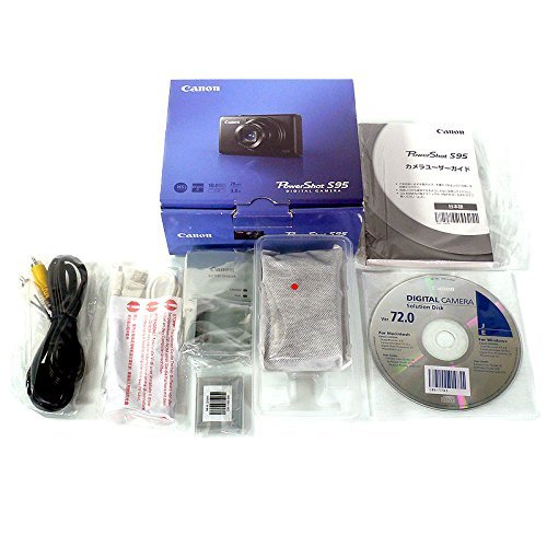 Canon デジタルカメラ Powershot S95 内容物