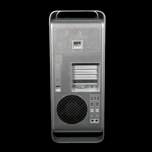 Mac Pro (Early 2009) 2.26 GHz 8 Core MB535J/A 後部