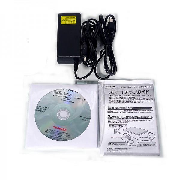 東芝 dynabook Satellite B554/M PB554MEB197AA71 付属品