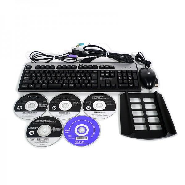 hp Compaq 6000 Pro SFF WX074PA#ABJ 付属品