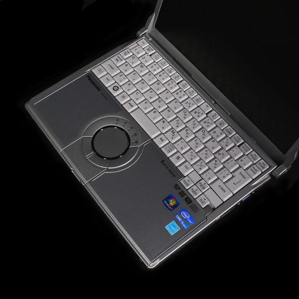Panasonic レッツノート CF-S10 CF-S10EWHDS キーボード