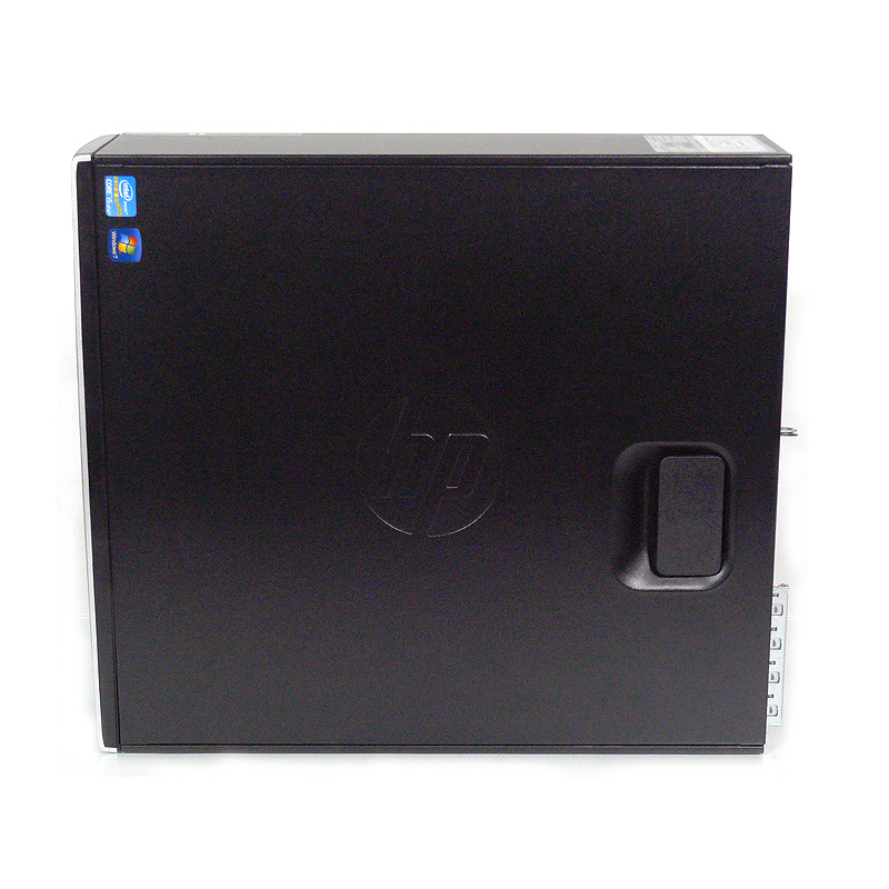 中古パソコン hp Compaq 8300 Elite SF Core i5 3.4 GHz QV996AV サイド