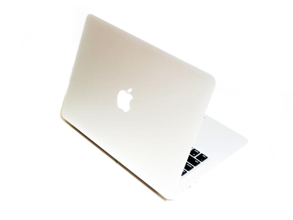 中古Mac Apple MacBook Air Early 2014 MD760J/B BTO 背面
