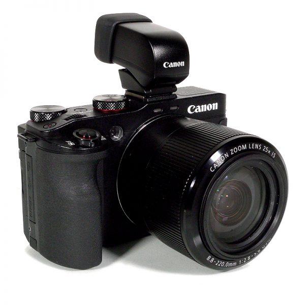Canon デジタルカメラ Powershot G3 X 限定EVFキット