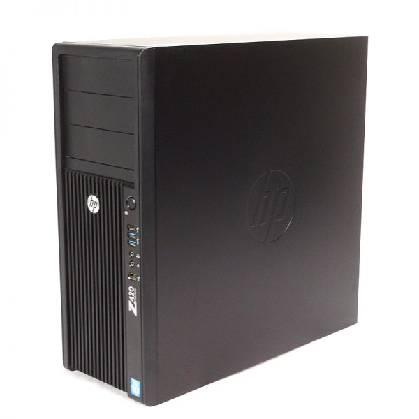hp Z420 Workstation Xeon 3.7 GHz E3F75EC#ABJ