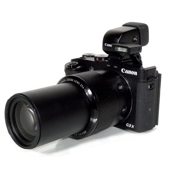 Canon デジタルカメラ Powershot G3 X 限定EVFキット 2