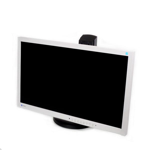 EIZO FlexScan 23インチ グレイブラック EV2335W-GB 正面