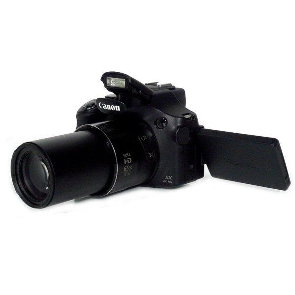 Canon デジタルカメラ Powershot SX60 HS 2