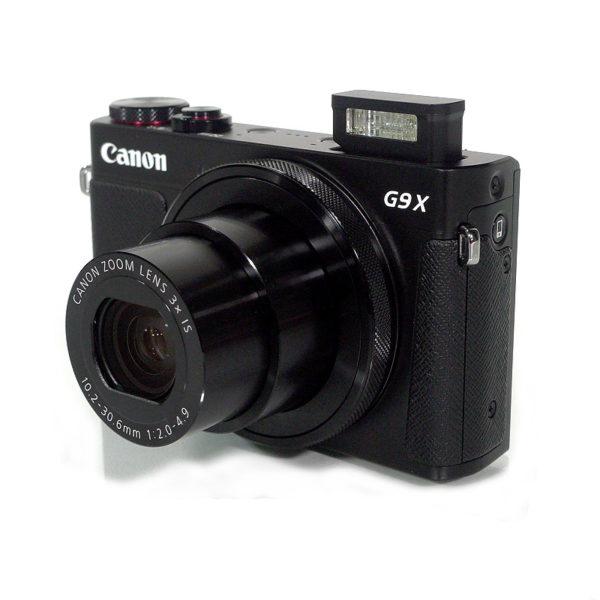 Canon デジタルカメラ Powershot G9 X 2