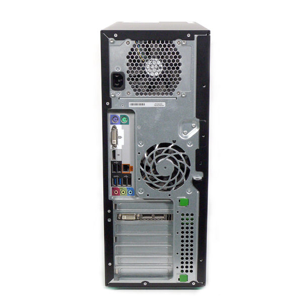 hp Z220 Workstation Xeon 3.3 GHz A3J44AV 後部