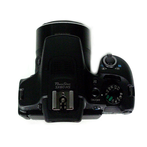 Canon デジタルカメラ Powershot SX60 HS 4