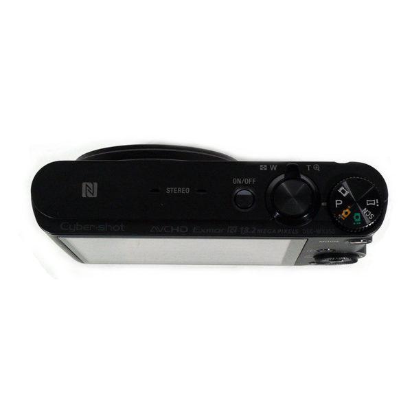 SONY サイバーショット DSC-WX350 (BK) 4