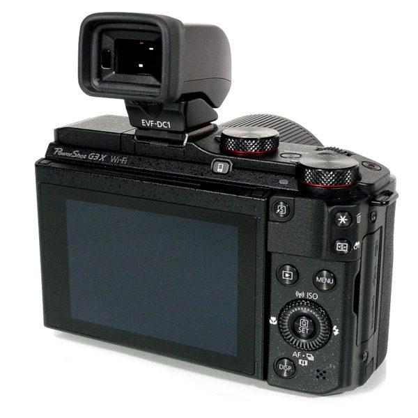 Canon デジタルカメラ Powershot G3 X 限定EVFキット 4