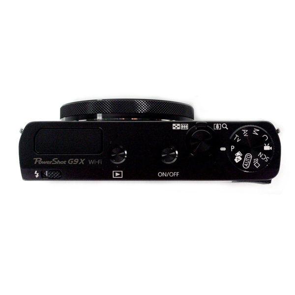 Canon デジタルカメラ Powershot G9 X 5