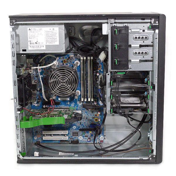 hp Z220 Workstation Xeon 3.3 GHz A3J44AV 内部