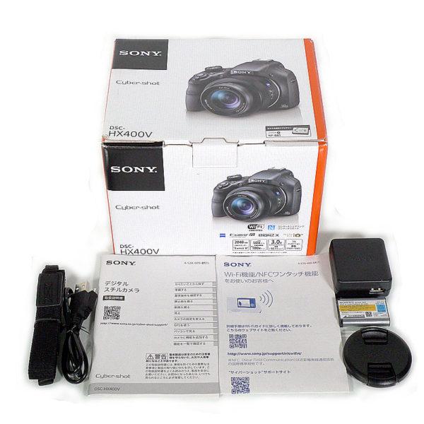 SONY サイバーショット DSC-HX500V 付属品