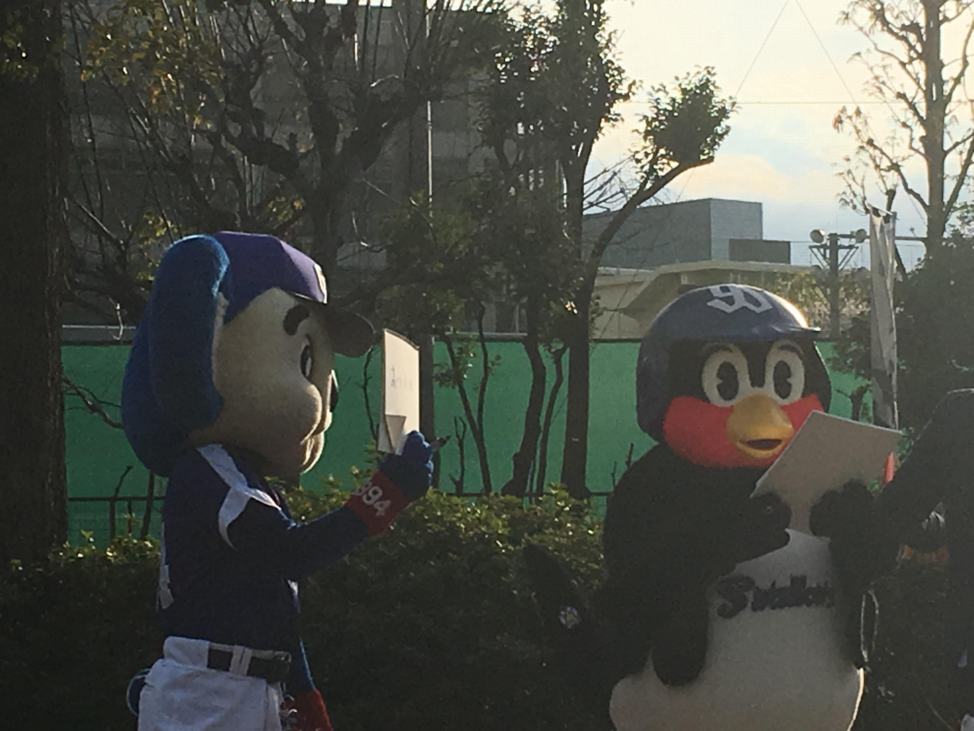 ドアラとつば九郎 5