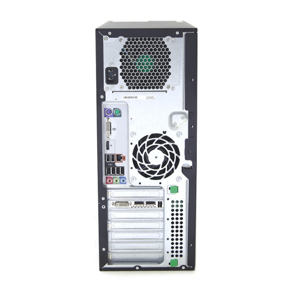 hp Z210 Workstation Xeon 3.2 GHz XM856AV 後部
