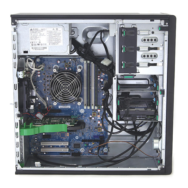 hp Z210 Workstation Xeon 3.2 GHz XM856AV 内部