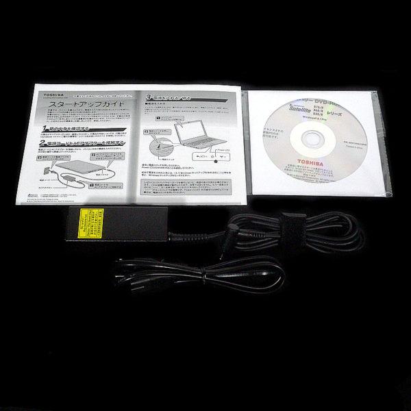 東芝 dynabook Satellite B35/R PB35RFAD4R7AD71 付属品