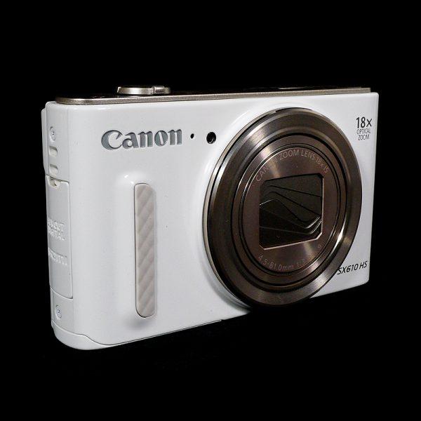 Canon デジタルカメラ Powershot SX610 HS ホワイト