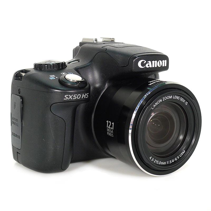 Canon デジタルカメラ Powershot SX50 HS