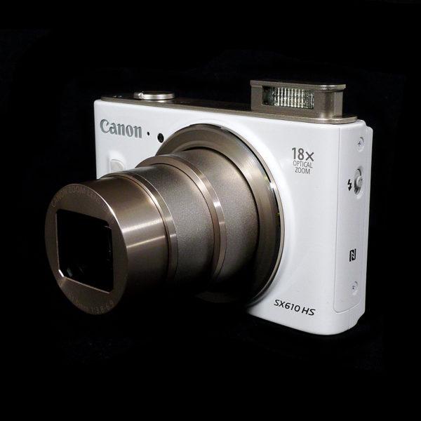 Canon デジタルカメラ Powershot SX610 HS ホワイト 2