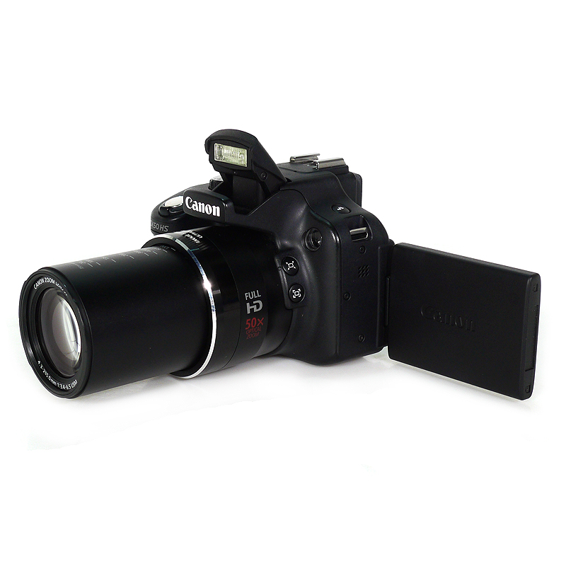 Canon デジタルカメラ Powershot SX50 HS 2