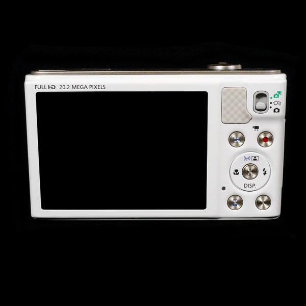 Canon デジタルカメラ Powershot SX610 HS ホワイト 3