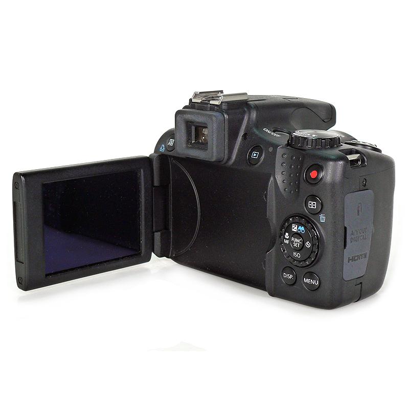 Canon デジタルカメラ Powershot SX50 HS 3