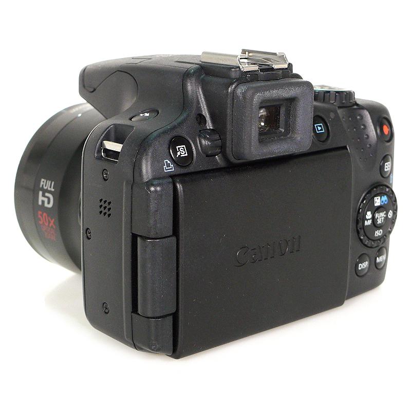 Canon デジタルカメラ Powershot SX50 HS 4