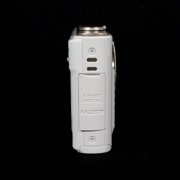 Canon デジタルカメラ Powershot SX610 HS ホワイト 5