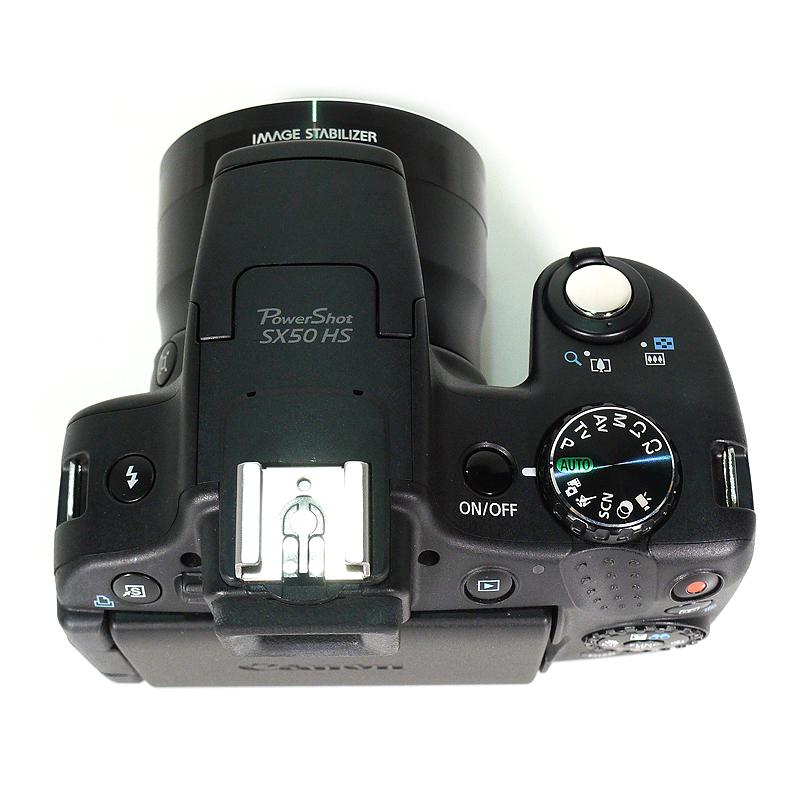 Canon デジタルカメラ Powershot SX50 HS 5